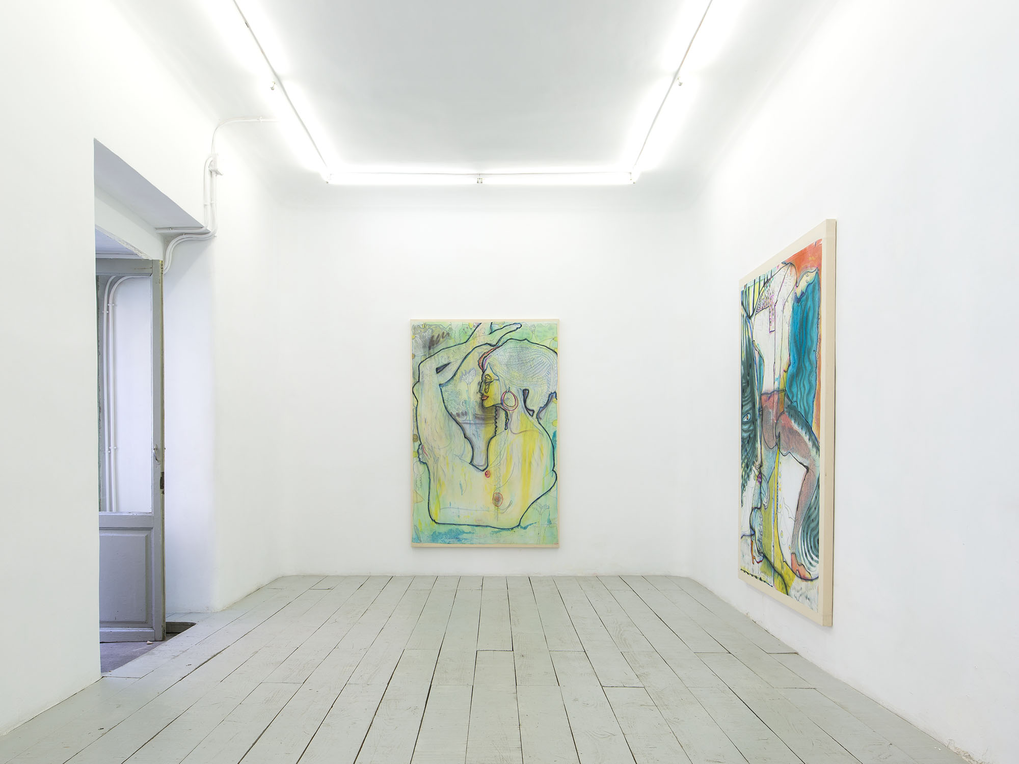 Mondo Cane. Installation view.
